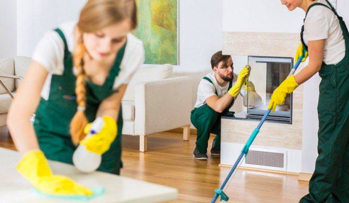 Hiring a Good Cleaning Service
